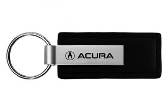 Autogold® - Blank Brown Leather Key Chain