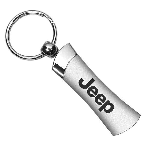 Autogold® - Jeep Chrome Blade Key Chain