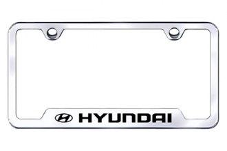 Genuine Hyundai Accessories 00402-31926 License Plate Frame