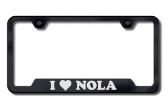 Autogold® - NOLA Logo on Black Frame
