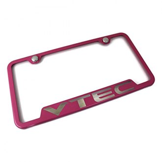 Autogold® - Premier Collection Pink License Frame