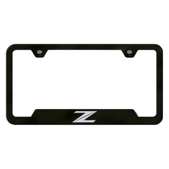 Autogold® - Z New Laser Etched Logo on Black Frame