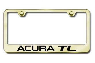 Autogold® - Acura TL Logo on Gold Frame