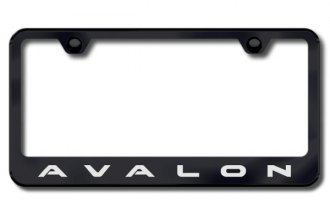 Autogold® - Avalon Logo on Black Frame
