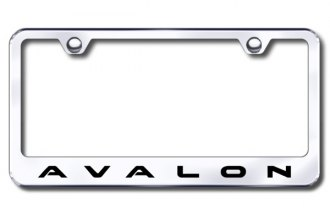 Autogold® - Avalon Logo on Brushed Frame