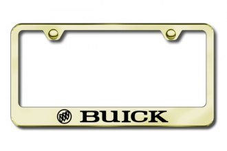 Autogold® - Buick Logo on Gold Frame