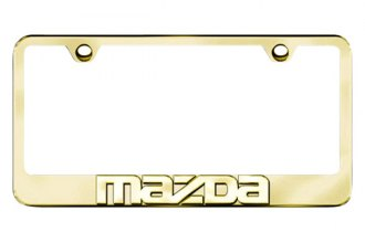 AutoGold® - License Plate Frame