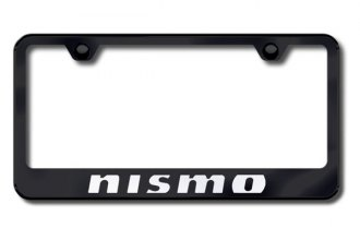 Autogold® - NISMO Logo on Black Frame