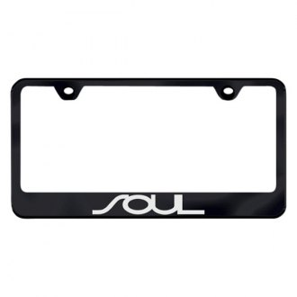 Autogold® - License Plate Frame with Laser Etched Soul Logo