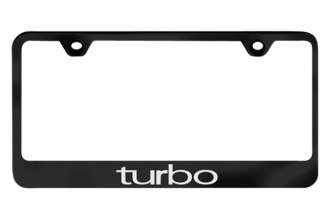 Autogold® - Turbo Logo on Black Frame