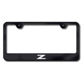 Autogold® - Z Laser Etched Logo on Black Frame