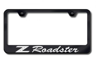 Autogold® - Z Roadster Logo on Black Frame