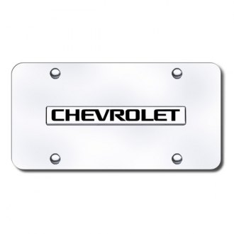 AutoGold® - 3D Name License Plates