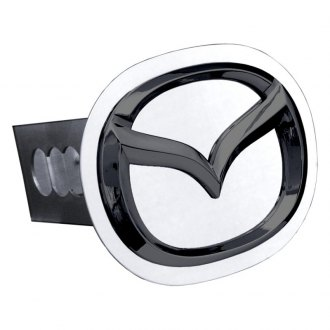 Autogold® - Hitch Cover with Mazda Logo