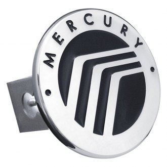 Autogold® - Hitch Cover with Mercury Logo