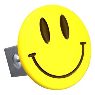 Autogold® - Hitch Cover with Smiley Face Logo