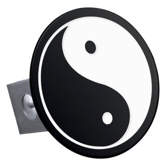 Autogold® - Hitch Cover with Yin Yang Logo