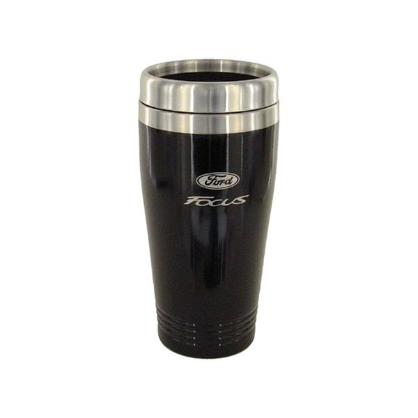 Image may not reflect your exact vehicle! Autogold® - Focus Black Tumbler