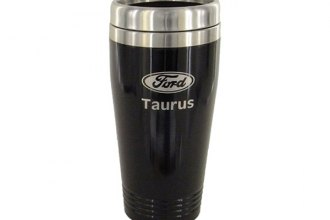 Image may not reflect your exact vehicle! Autogold® - Taurus Black Tumbler