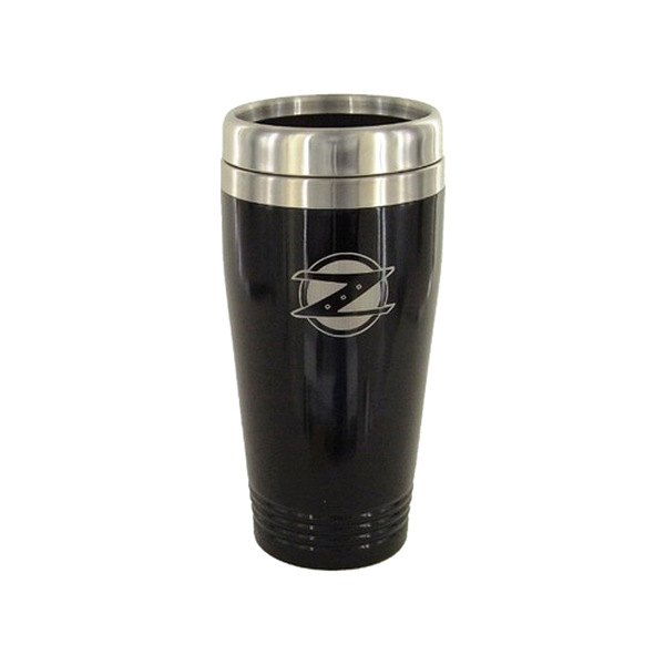 "Image may not reflect your exact vehicle! Autogold® - Nissan ""Z"" Black Tumbler"