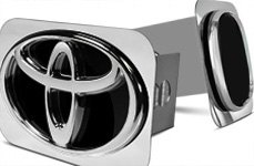 AutoGold® - Hitch Covers with Logos