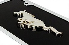 AutoGold® - Ford Mustang License Plate