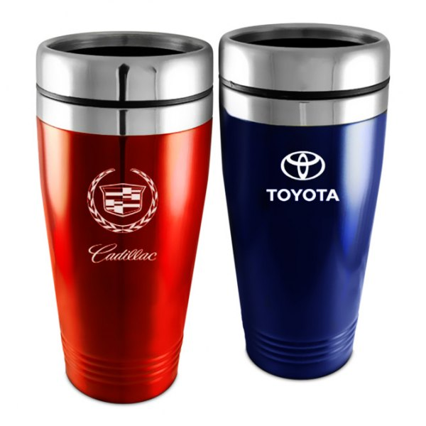 AutoGold® - Tumblers with Logos
