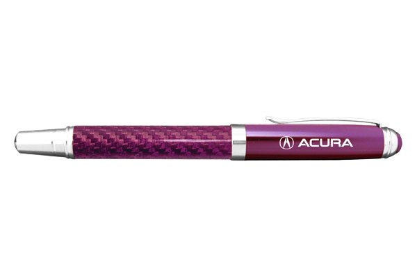 Autogold® - Acura Pink Carbon Roller Ball Pen