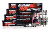 Image may not reflect your exact vehicle! Autolite® - Iridium XP Spark Plugs