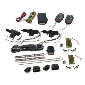 AutoLoc® - Remote Keyless Entry for 2DRs with Tailgate System