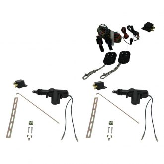 AutoLoc® - Remote Shaved Door Popper Kit