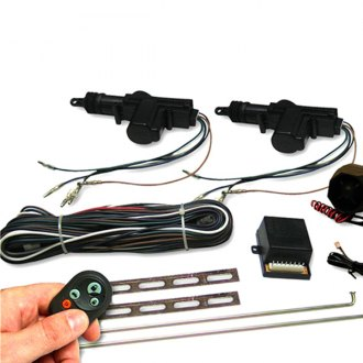 AutoLoc® - 2 Door Lock Kit with Alarm