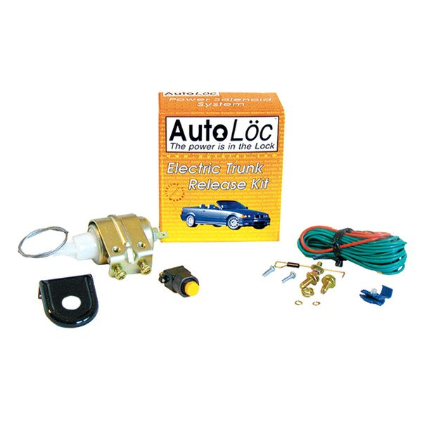 AutoLoc® - 11 lbs Power Trunk / Hatch Release Kit