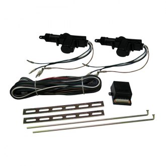 AutoLoc® - Power Door Lock Kit with Remote and Alarm