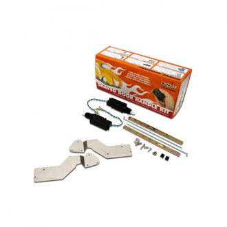 AutoLoc® - Bolt On Shave Door Kit