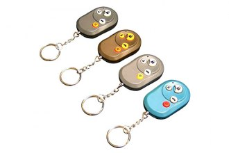 AutoLoc® - KL800 Button Remote with Keychain