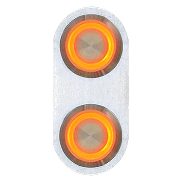 AutoLoc® - Daytona Billet Switch with Illumination (Orange)