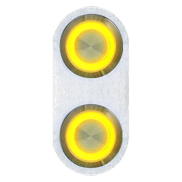 AutoLoc® - Daytona Billet Switch with Illumination (Yellow)