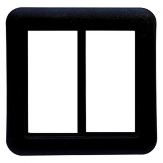 AutoLoc® - Horizontal Switch Bezel Frame for 2 Switches