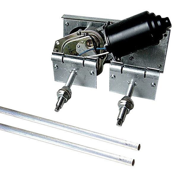 Schematic universal windshield wiper kit schematic get for Windshield wiper motor kit