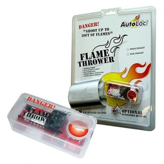 AutoLoc® - Single Exhaust Flame Thrower Kit