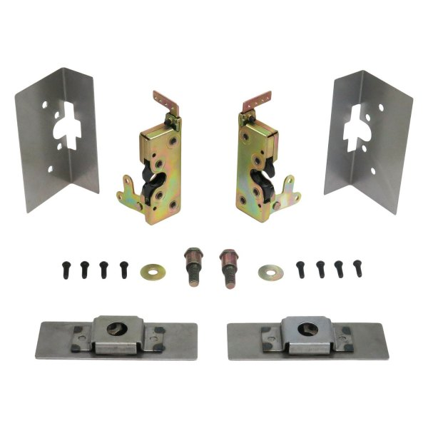 AutoLoc® - Large Bear Claw Door Latches with Install Kit