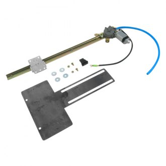 AutoLoc® - License Plate Relocation Kit with Switch