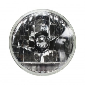AutoLoc® - Mustang Euro Lens Assembly with Clear Turn Signal