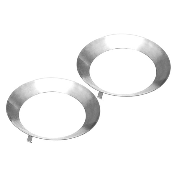 AutoLoc® - Chrome Trim Rings for Frenched Headlight Kit