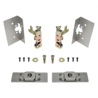 AutoLoc® - Small Power Bear Claw Door Latches with Install Kit