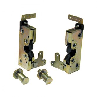 AutoLoc® - Large Locking Bear Claw Door Latch Set