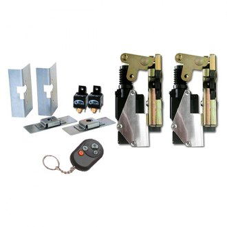 AutoLoc® - Large Power Bear Claw Door Latches with Remotes