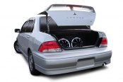 Image may not reflect your exact vehicle! AutoLoc® - Flip Flop Trunk Conversion Kit