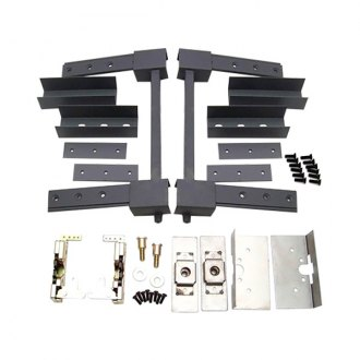 AutoLoc® - Suicide Door Pre-aligned Hidden Hinge System with Latches